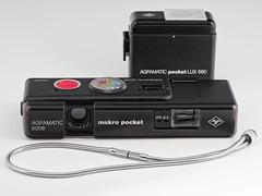 Agfamatic 6008 Makro Pocket (Jörg Krüger) Tags: agfa agfamatic 6008 makro pocket camera 110 vintage german