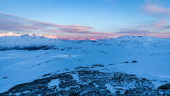 Northern Norway (pboolkah) Tags: canon canon5d canon5dmkiv snow snowcapped sky cloud