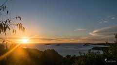 Sunset over the Adriatic Sea (Picturavis) Tags: abendhimmel kroatien sonnenuntergang vrsar istrien istria croatia orsera adriatischesmeer adria adriaticsea sunset abend evening sky himmel picturavis