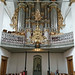 Organ, Trinitatis Church