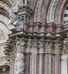 Lion, Detail, Front Doors, Siena Cathedral, Siena, Italy (Tatiana12) Tags: siena italy sienacathedral duomo architecture unescoworldheritagesite church art