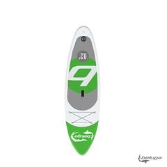 Green Inflatable Boards (belugaboats) Tags: standuppaddleboard sup isup greenboard allround allroundboard watersport buckhornlake