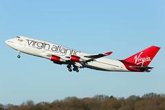 G-VXLG | B744 | VIRGIN ATLANTIC | EGCC (Ashley Stevens - AirTeamImages) Tags: manchester airport egcc man canon eos aircraft aeroplane aviation civil airplane gvxlg