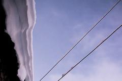 'flaccid' set (o6227) Tags: sky skies cloud clouds lines landscape snow blue cyan amateur
