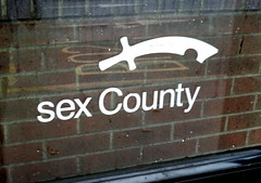 Sex County (Tony Worrall) Tags: colchester essex south southeast sign silly fun council county sword slogan words vandal sexcounty essexcounty update place location uk england visit area attraction open stream tour country item greatbritain britain english british gb capture buy stock sell sale outside outdoors caught photo shoot shot picture captured ilobsterit instragram quirky wall altered