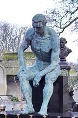 119 - Paris - Février 2019 - le cimetière de Montmartre (paspog) Tags: paris france cemetery cimetière friedhof février februar february 2019 cimetièredemontmartre