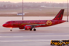 OO-SNA (PlanePixNase) Tags: brussels brusselsairlines airport aircraft airbus 320 a320 reddevils hannover eddv haj langenhagen