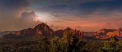 Sedona Arizona (KMLArtistry) Tags: 2018 az davesbdtrip redrocks sedona spring sunset tlaquepaque