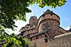 2/2 Château du Ht-Koenigsbourg Alsace (Nathery Reflets) Tags: château orschwiller france est grand alsace basrhin moyenage architecture