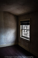 Window of Poe (keegsley) Tags: edgar allan poe home writer bedroom window architecture room philly philadelphia pa pennsylvania