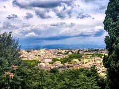 The Hills (joseph.yarbrough) Tags: gianicolo italia italy roma rome cityscape janiculum it
