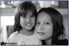 SIEMPRE ESTAREMOS JUNTAS. WE WILL ALWAYS BE TOGETHER. GUAYAQUIL  ECUADOR. (ALBERTO CERVANTES PHOTOGRAPHY) Tags: ecuador republicadelecuador guayaquilecuador guayaquil gye guayas ecuadorgye gyeecuador monochrome blackwhite blanconegro white blanco negro black retrato portrait photography photoborder photoart art creative luz light color colores colors brightcolors brillo bright indoor outdoor blur together colorlight niña babygirl señora señorita miss mrs lady girl baby babe women dama littlegirl little face eye bokeh beautifulportrait chica mujer portraitlove love beautiful autofoto autophoto selfportrait autoretrato beauty closeup macro prettygirl pretty