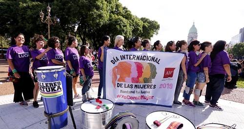 IWD 2019: Argentina