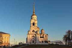 Vladimir (gubanov77) Tags: church vladimir russia architecture building history city cityscape cathedral temple museum успенскийсобор dormitioncathedral