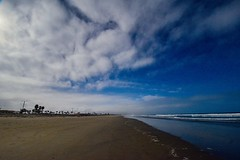 Coronado Springs (dweible1109) Tags: waves wideangle 18140mmnikkor d5600 nikon cloudscape clouds skyline skyscape sky coronadosprings westcoast pacificocean california ocean beach