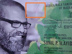 He peddles lies and affects India's secular fabric: How IIT Madras staff got Sunil Ilayidom lecture cancelled (EdexLive) Tags: india students university iitmadras campus educationnews todaynews election2019 sunilpilayidom keralakalacommittee