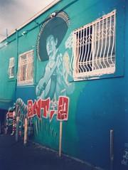 Holga_Rollei_CrossBird_000010 (joannewhiteart) Tags: holga rollei crossbird ilovefilm filmphotography muralfestvancouver muralfest2018 analogue streetphotography