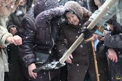 43. Похороны схимонахини Магдалины (Черных) 11.01.2019