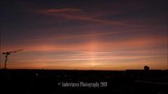 Timelapse Sunrise jan 2019 (Amberinsea Photography) Tags: timelapse sunrise morning sky skyline landscapephotography landscape video myart myfilm amberinseaphotography halmstad sweden