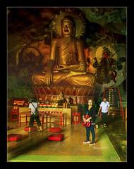 Buddha (VERODAR) Tags: temple buddhist buddhisttemple cave cavetemple peraktong perak ipoh nikon verodar veronicasridar