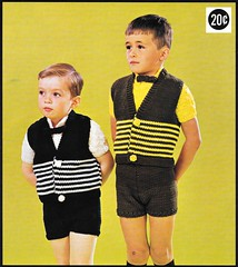 Boy's Pullover, Pants & Jacket (sumsamasomava) Tags: bumblebee boys shorts bulge chafing mommadeit siblings stripes littlesquirt malemodels embarrassing pullover