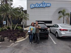 Laura Tyson (Autolinepreowned) Tags: autolinepreowned highestrateddealer drivinghappiness atlanticbeach jacksonville florida