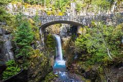 Chasing Waterfalls (akibamir9) Tags: seattle travel nature landscapes pacificnorthwest nationalpark america adventure forest woods waterfalls bridge longexposure washington