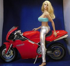 1/6 scale Ducati 998 (Cremdon) Tags: 16scale ducati 998 actionfigures