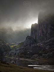 Lago Ercina/ Ercina lake (Jose Antonio. 62) Tags: spain españa asturias picosdeeuropa lake lago mist neblina landscape paisaje ercina