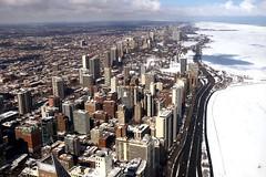 Chicago ~ Winter Scene