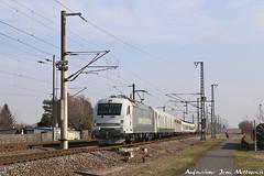 183 500-8 Railadventure Leipzig Engelsdorf 28.02.2019 (Jens Mittwoch) Tags: radv münchen sonderzug testzug messzug taurus 3 siemens ochse stier u4 zug eisenbahn train