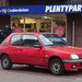 1986 Peugeot 205 XRD Commercial