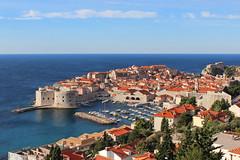 Dubrovnik, Croatia (russ david) Tags: dubrovnik croatia adriatic sea architecture view travel ragusa mediterranean unesco world heritage old town harbour hrvatska republic republika balkans november 2018