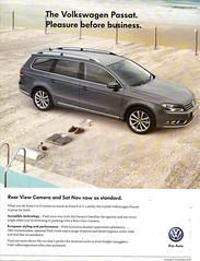 2013 Volkswagen Passat 5 Door Wagon Aussie Original Magazine Advertisement (Darren Marlow) Tags: 1 2 3 20 13 2013 v volkswgen p passat w wagon c car cool collectible collectors classic a automobile vehicle g germany german e european europe 10s