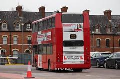 Dublin Bus AV267 (02D20267). (Fred Dean Jnr) Tags: busathacliath dublinbus volvo b7tl alexander alx400 av267 02d20267 capwelldepotcork march2019 drivertrainingvehicle dublinbusdrivingschool cork bstone