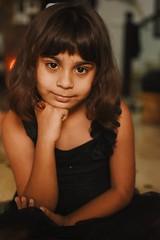 Love a little longer... (RichaGandhi) Tags: child baby girl portrait beautiful light home indoors niece love nikon nikonphotography eyes