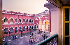 Itachuna Rajbari 2 (beingsuplab) Tags: palace itachuna architecture hotel heritage culture hooghly cultural
