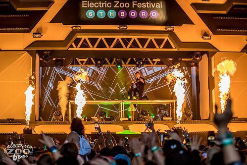 Electric Zoo: The 6th Boro (2017)