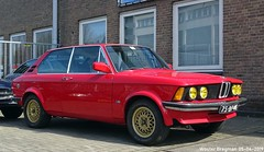 BMW 2002 Touring 1974 (XBXG) Tags: 75bf46 bmw 2002 touring 1974 bmw2002 02 red rood rouge bva auctions anthony fokkerweg uithoorn nederland holland netherlands paysbas vintage old german classic car auto automobile voiture ancienne allemande germany deutsch duits deutschland vehicle outdoor