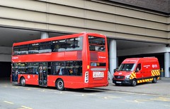 Stratford City (PD3.) Tags: stratford station centre westfield london shops shopping bus buses england uk scania