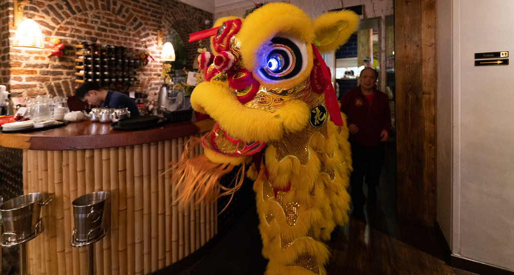 I WAS INVITED TO THE LUNAR NEW YEAR CELEBRATION AT MR. DINH ON CAPEL STREET [ THE YEAR OF THE PIG]-148719