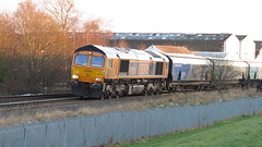 66775 (thetrainsurfers) Tags: car grass tree walking new old art leaves stones railways uk metal man machine nature earth planet flickr photography water tracks lines england trainspotter trainspotting colours location trains fence weather concrete driver landscape people outside vehicle british railway picture road railroad train sky rail day diesel locomotive hazard windshield royal photo gbrf liverpool biomass terminal bridge junction denton drax aes 66775 f231 6e17 222019 hms argyl