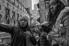 Near Chestnut Street, 2018 (Alan Barr) Tags: philadelphia 2018 chestnutstreet street sp streetphotography streetphoto blackandwhite bw blackwhite mono monochrome candid city people ricoh gr