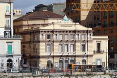 Teatro Mercadante (fr@nco ... 'ntraficatu friscu! (=indaffarato)) Tags: italia italy campania napoli teatro mercadante