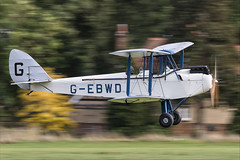 De Havilland DH.60X Hermes Moth - 02 (NickJ 1972) Tags: shuttleworth collection oldwarden race day airshow 2018 aviation dehavilland dh60 hermes moth gebwd