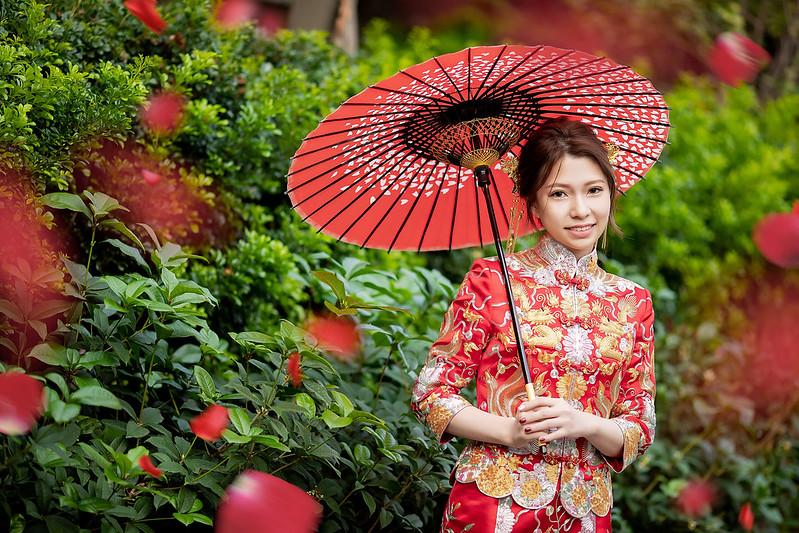 婚禮攝影 [旻承❤佩紋] 訂結之囍@台中北屯自宅