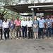 Group photo at the commissioning of PMS dispensing pump