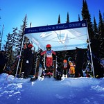Teck Kootenay Zone race hosted by Whitewater Ski Team