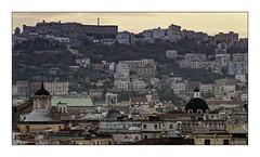 Les toits de Naples (Jean-Louis DUMAS) Tags: naples napoli toit toiture italie italia ville town dome voyage trip travel église church