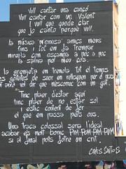 Streetart, Vinaroz, Spain (balavenise) Tags: artedecalle arturbain urban urbanart publicspace art artist artecallejo artsauvage artbrut efemero éphémère streetart artdelarue tag graffiti ville cité city ciudad espaceurbain postgraffiti spain vinaroz
